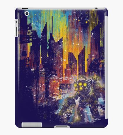 leaving rapture iPad Case/Skin