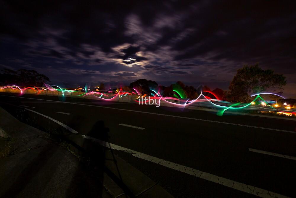 Fun With Glow Sticks by Josie Eldred