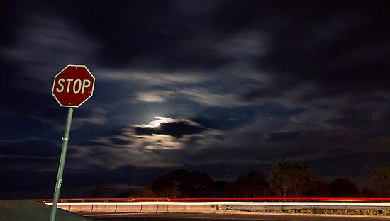 STOP by Josie Eldred