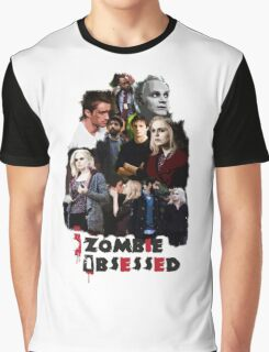iZombie Obsessed Graphic T-Shirt