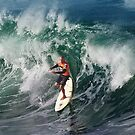 The Art Of Surfing In Hawaii 13 by Alex Preiss