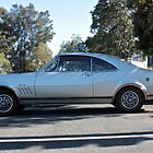 Holden HK Monaro Silver Fox by Ferenghi