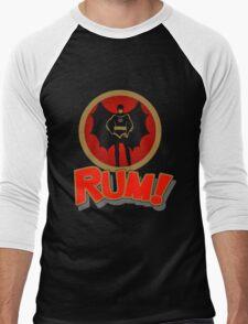 Holy Batcardi Men's Baseball ¾ T-Shirt