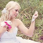 Alice gets married by Debbie Lourens
