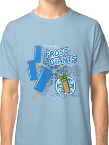 Tasty Frost Giants Classic T-Shirt