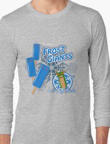 Tasty Frost Giants Long Sleeve T-Shirt