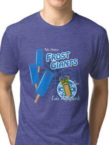 Tasty Frost Giants Tri-blend T-Shirt