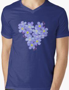 Remember my heart Mens V-Neck T-Shirt
