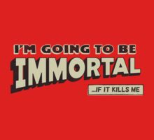 Immortal Kids Tee