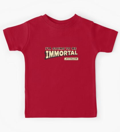 Immortal Kids Tee