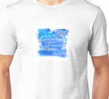 The Lunar Chronicles Space Quote Unisex T-Shirt