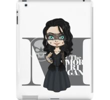 The Wicked + The Divine: THE MORRIGAN (Macha) iPad Case/Skin