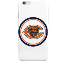 Chicago Bears 2  iPhone Case/Skin