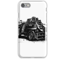 Saxon Armoured Personnel Carrier iPhone Case/Skin