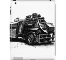 Saxon Armoured Personnel Carrier iPad Case/Skin