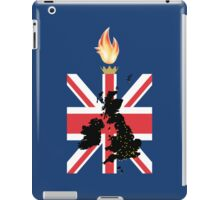 Olympics 2012 - Team GB_iPad iPad Case/Skin