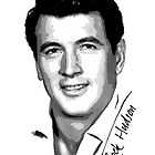 Rock Hudson by JoseFuentes