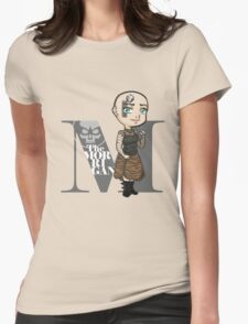 The Wicked + The Divine: THE MORRIGAN (Gentle Annie) Womens Fitted T-Shirt