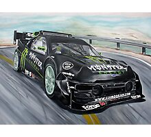 Ford RS 200 Monster Energy  Photographic Print