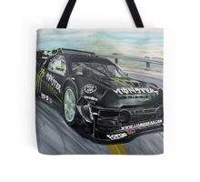 Ford RS 200 Monster Energy  Tote Bag