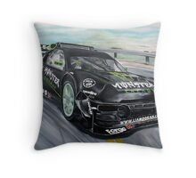 Ford RS 200 Monster Energy  Throw Pillow