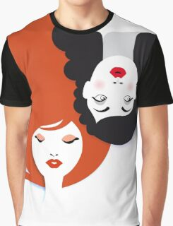 Beauty comes in all colors Graphic T-Shirt