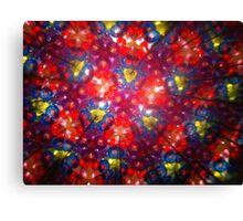 Kaleidoscope 2 Canvas Print