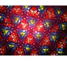 Kaleidoscope 2 Photographic Print