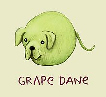 Grape Dane by Sophie Corrigan