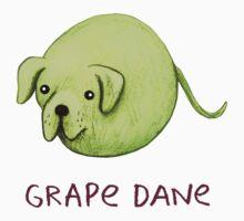 Grape Dane Kids Tee