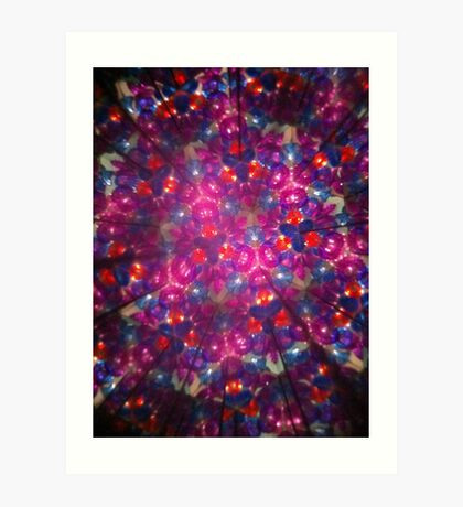 Kaleidoscope 7 Art Print