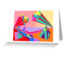 Explore the Pyramids by Blythe Ayne Greeting Card