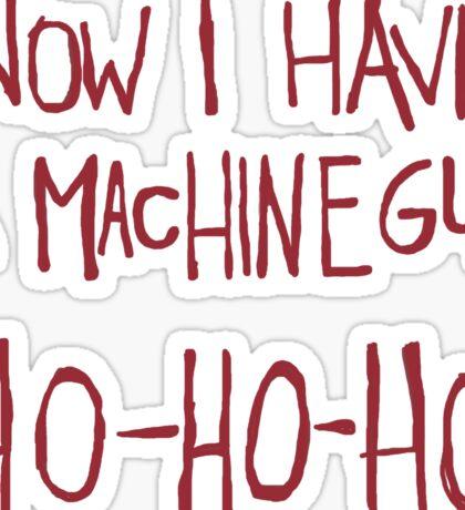 Ho Ho Ho... Sticker