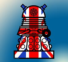 Dr Who - Jack Dalek by eyevoodoo