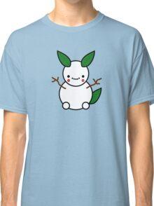 Snowman Pikachu Pokemon Card Classic T-Shirt