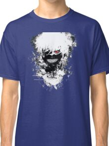 Tokyo Ghoul - The Eyepatch Ghoul (Black Version) Classic T-Shirt