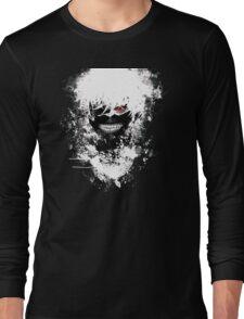 Tokyo Ghoul - The Eyepatch Ghoul (Black Version) Long Sleeve T-Shirt
