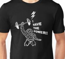 He-Man Workout (2) Unisex T-Shirt