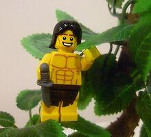 Tarzan by twohearts2