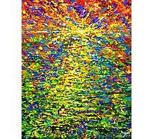 Sunrise by Florida Artist John E Metcalfe Photographic Print
