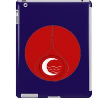 Water Empire logo iPad Case/Skin