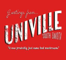 Greetings from Univille by pertlattimers