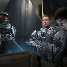 Halo 4 meeting by halljl