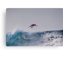 The Art Of Surfing In Hawaii 15 Canvas Print