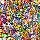 Every Pokemon! by BurbSupreme