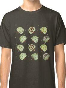 Floral Bushes Classic T-Shirt