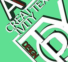 Typography design 6 by Anthony Faulkner
