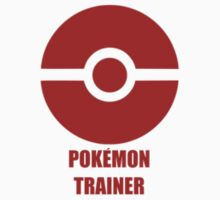 Subtle pokeball pokemon logo red - pokemon trainer by hellohappy