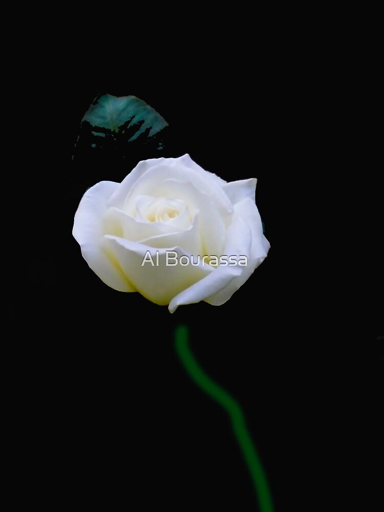 Love Is A Rose by Al Bourassa