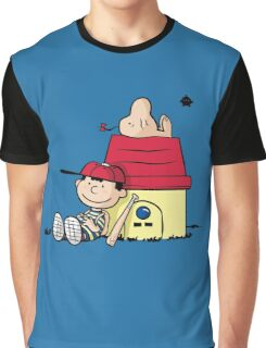 Earthbrown: A Boy and his Saturn 2.0 Graphic T-Shirt